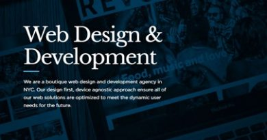 The Characteristics of Excellent Website Design For Business