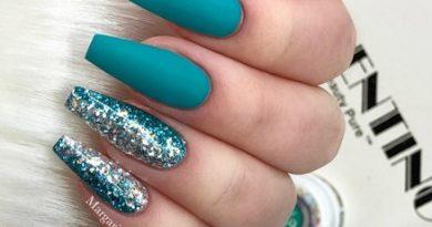 Trendiest Ballerina Nails This Year