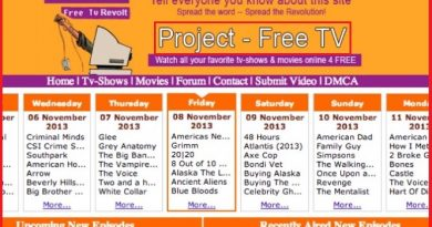 Project Free TV Streaming Site Shuts Down. Is it True?