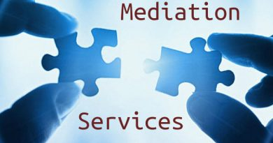 How mediation services can help in different issues?